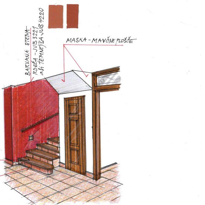 V sodelovanju z arhitektko Danico Račič Ahačič